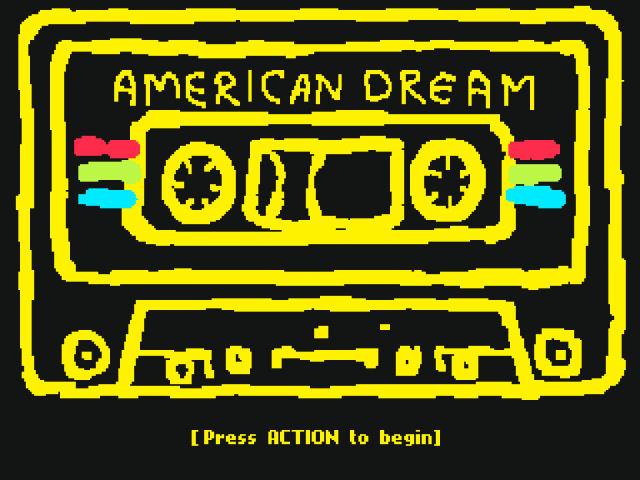 Screenshot of American Dream