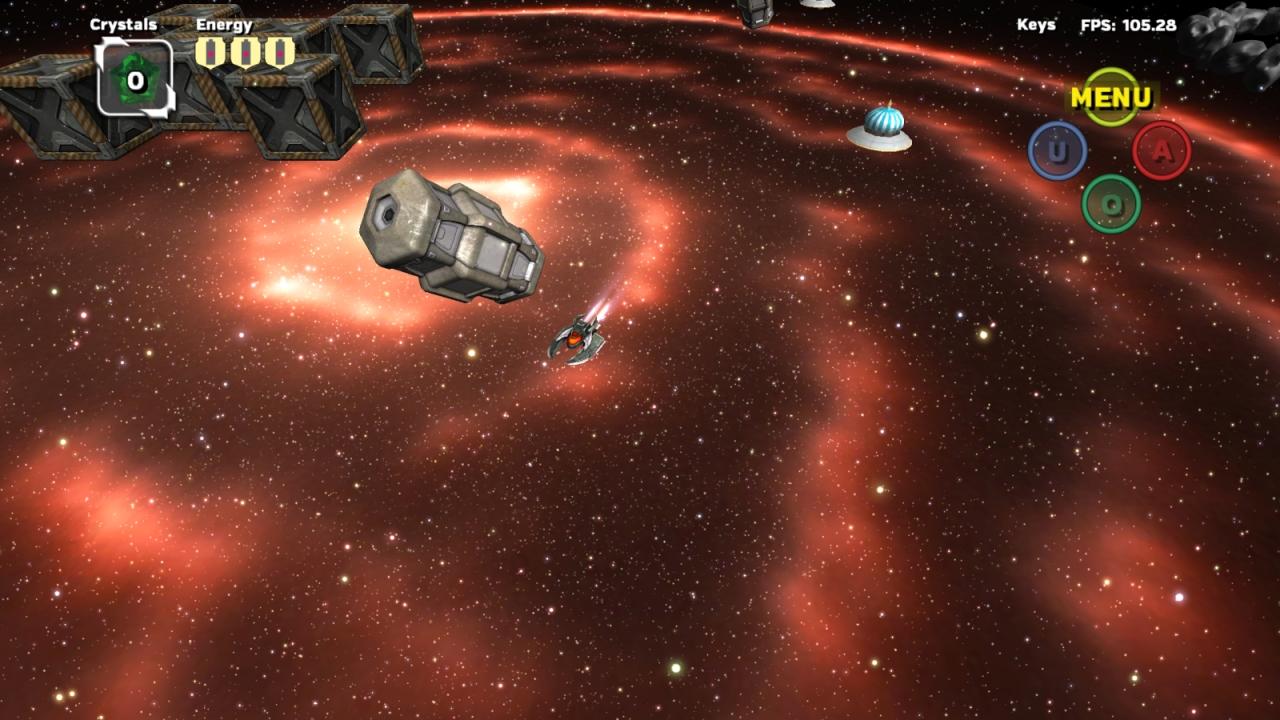 Screenshot of The Secret of Universe Alpha