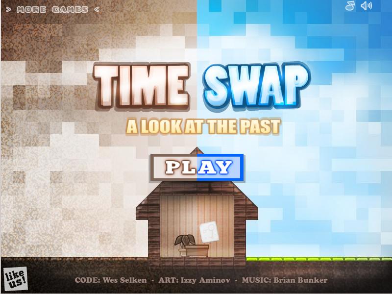 Screenshot of Time Swap