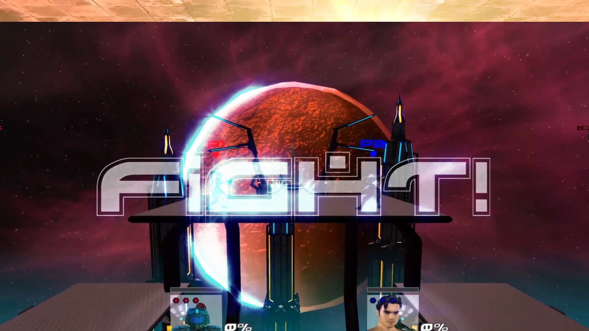 Screenshot of Bionic Fighters - Alpha Demo