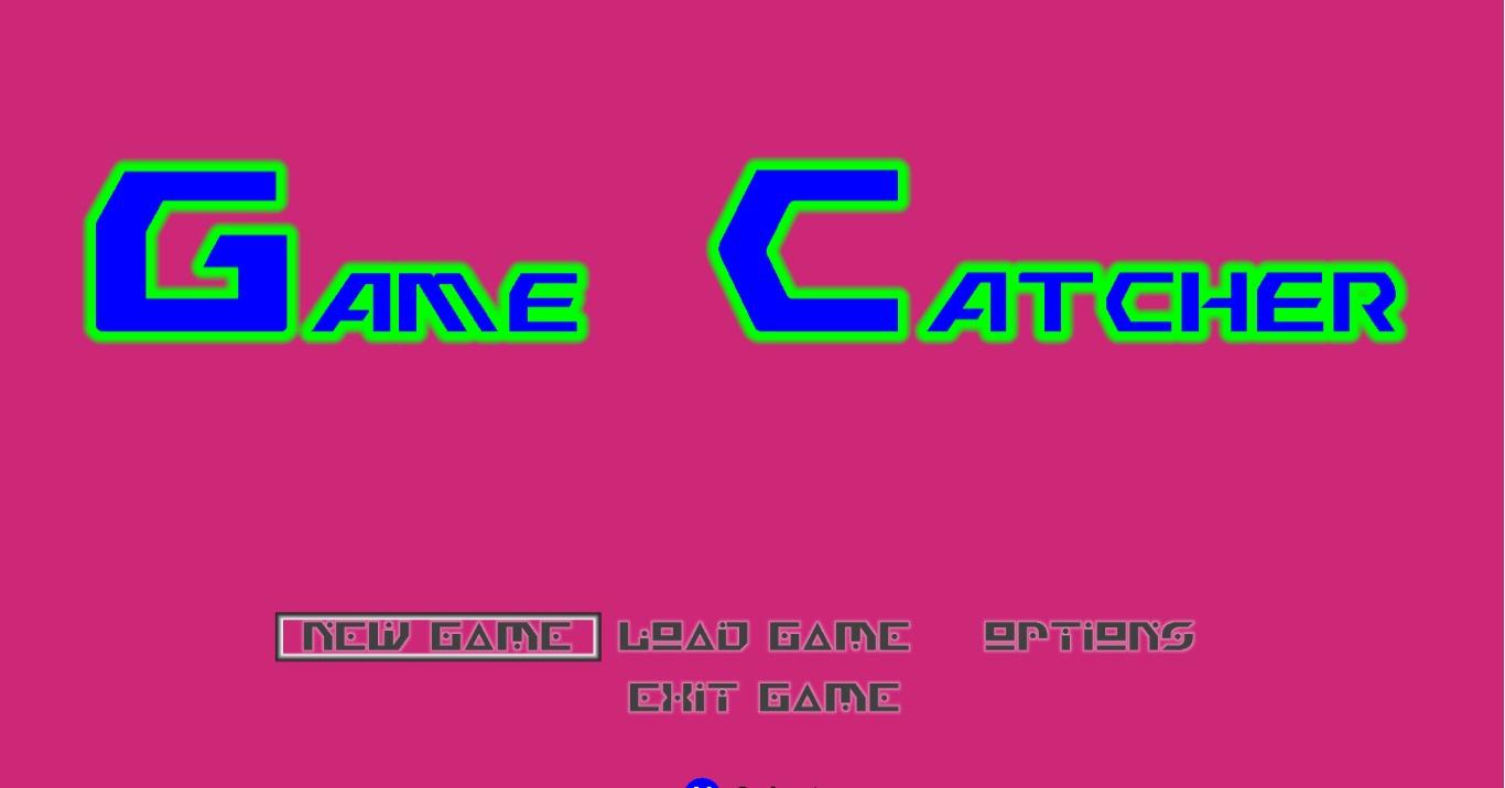 Screenshot of Game Catcher