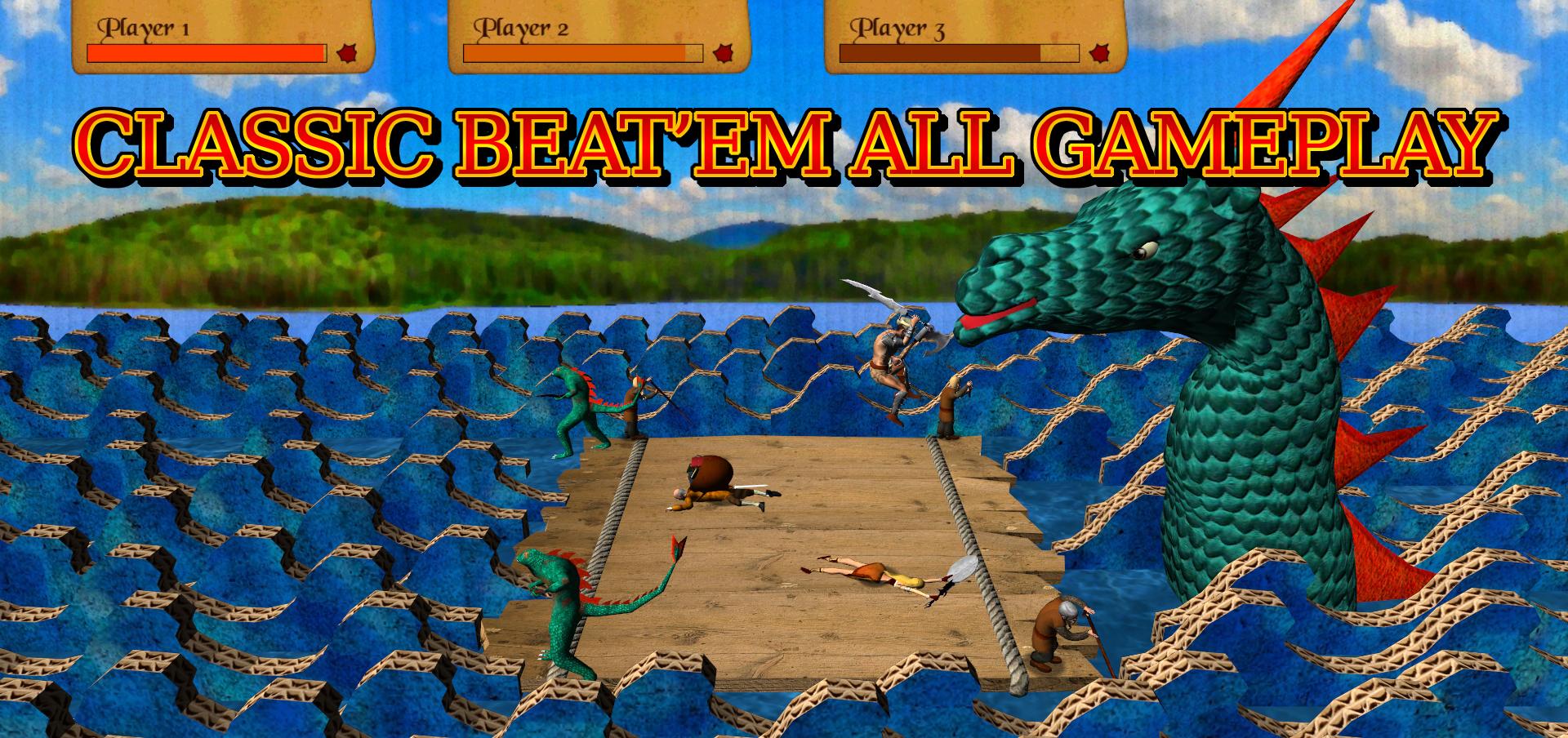 Screenshot of bastonnade