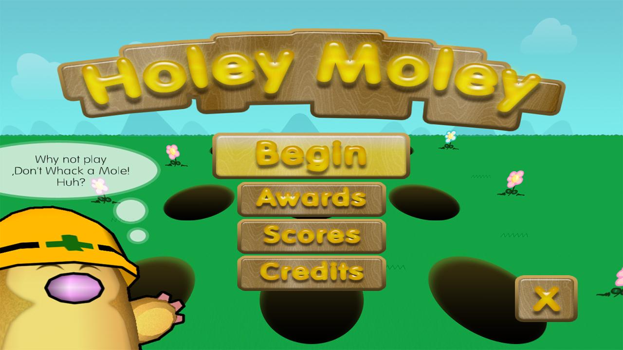 Screenshot of Holey Moley