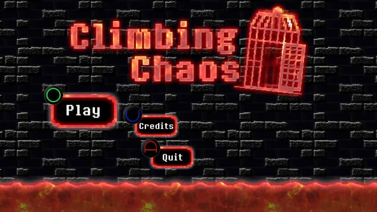 Screenshot of Climbing Chaos