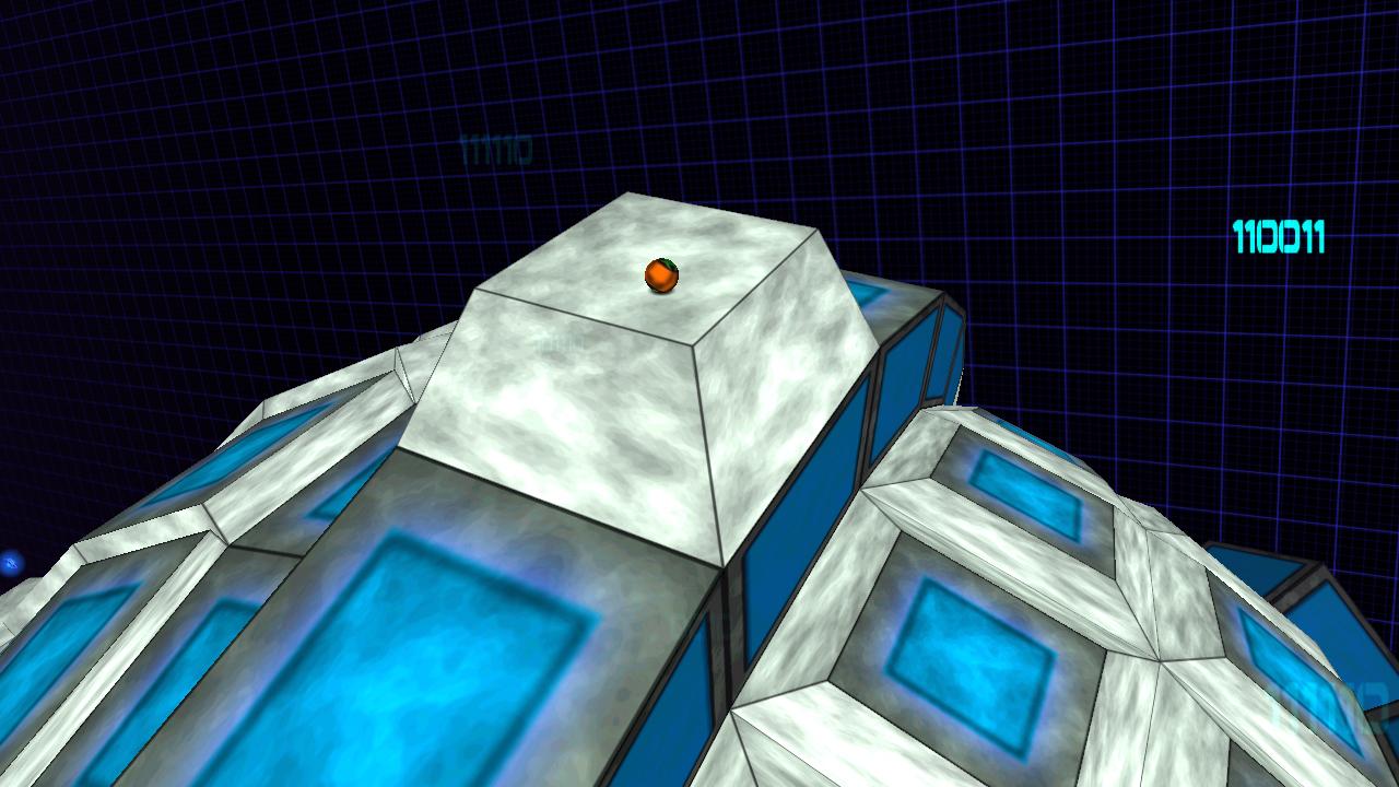 Screenshot of Marble Droid OUYA