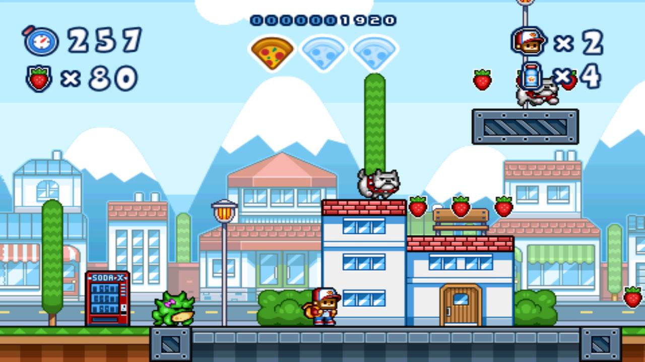 Screenshot of Pizza Boy