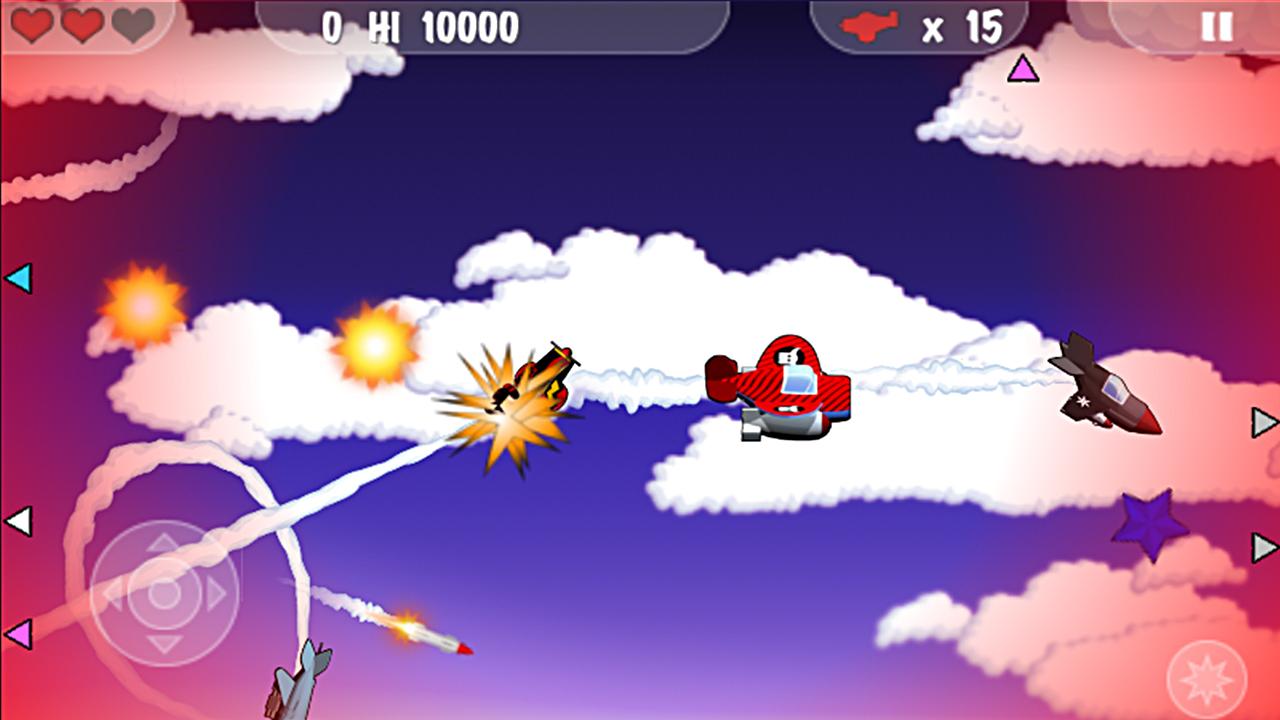 Screenshot of MiniSquadron