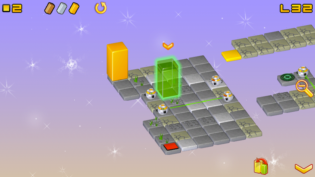 Screenshot of Puzzle 2HD