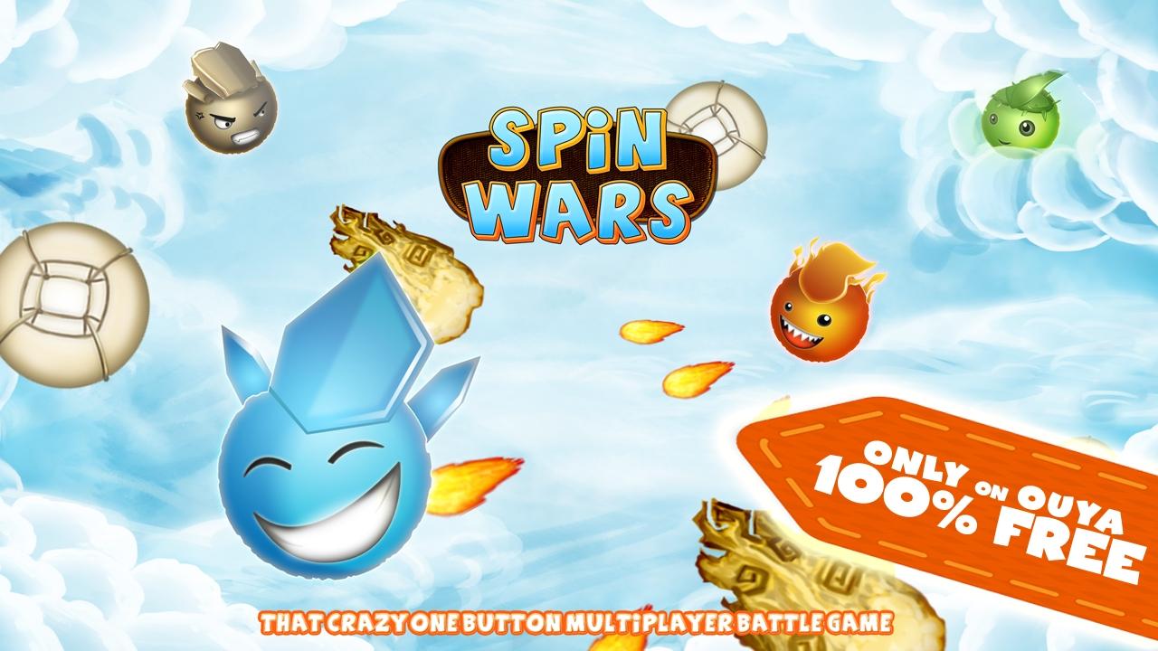 Screenshot of SPiN WARS