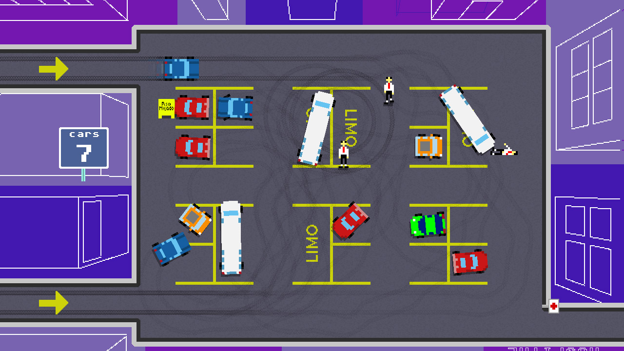 Screenshot of No Brakes Valet