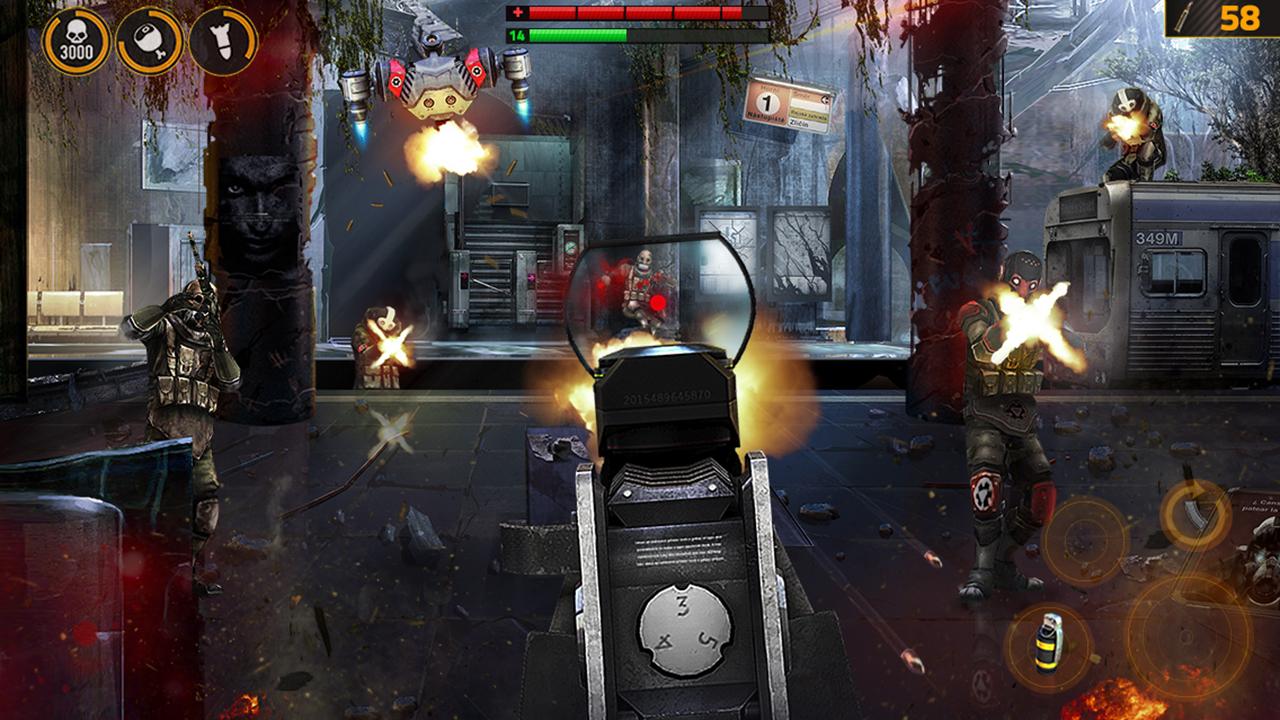 Screenshot of Overkill 2