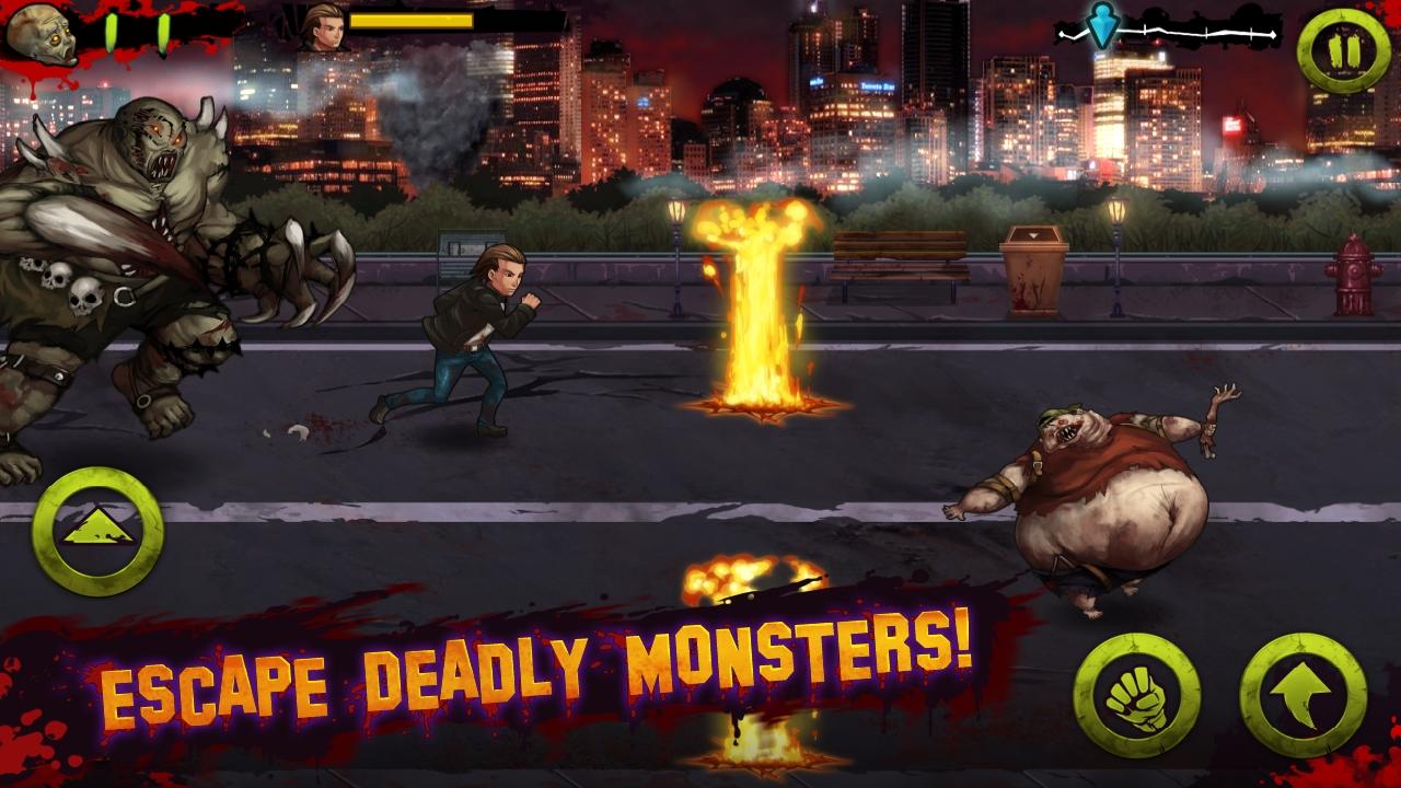 Screenshot of Dead Rushing HD