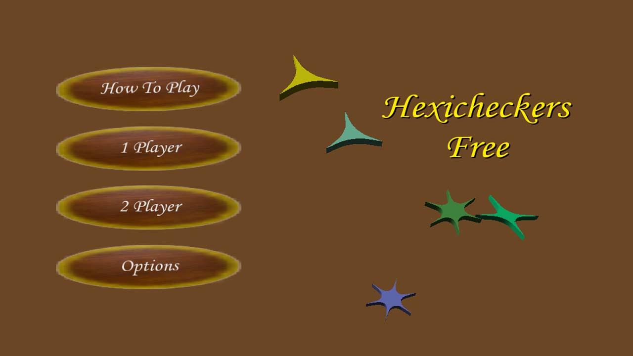 Screenshot of Hexicheckers Free
