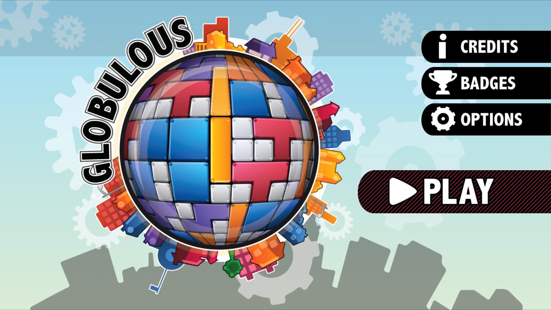Screenshot of Globulous