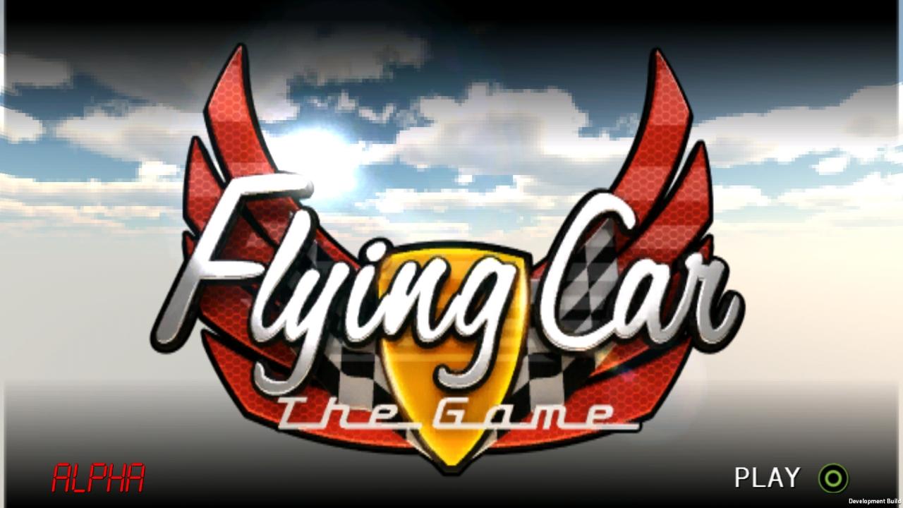 Screenshot of Flying Car