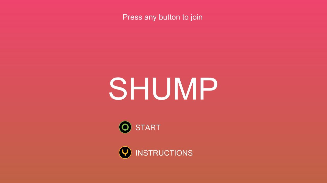 Screenshot of SHUMP