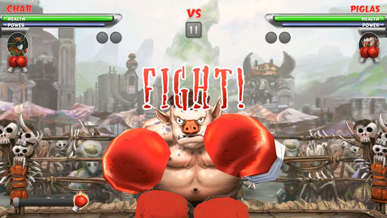 Screenshot of Beast Boxing Turbo