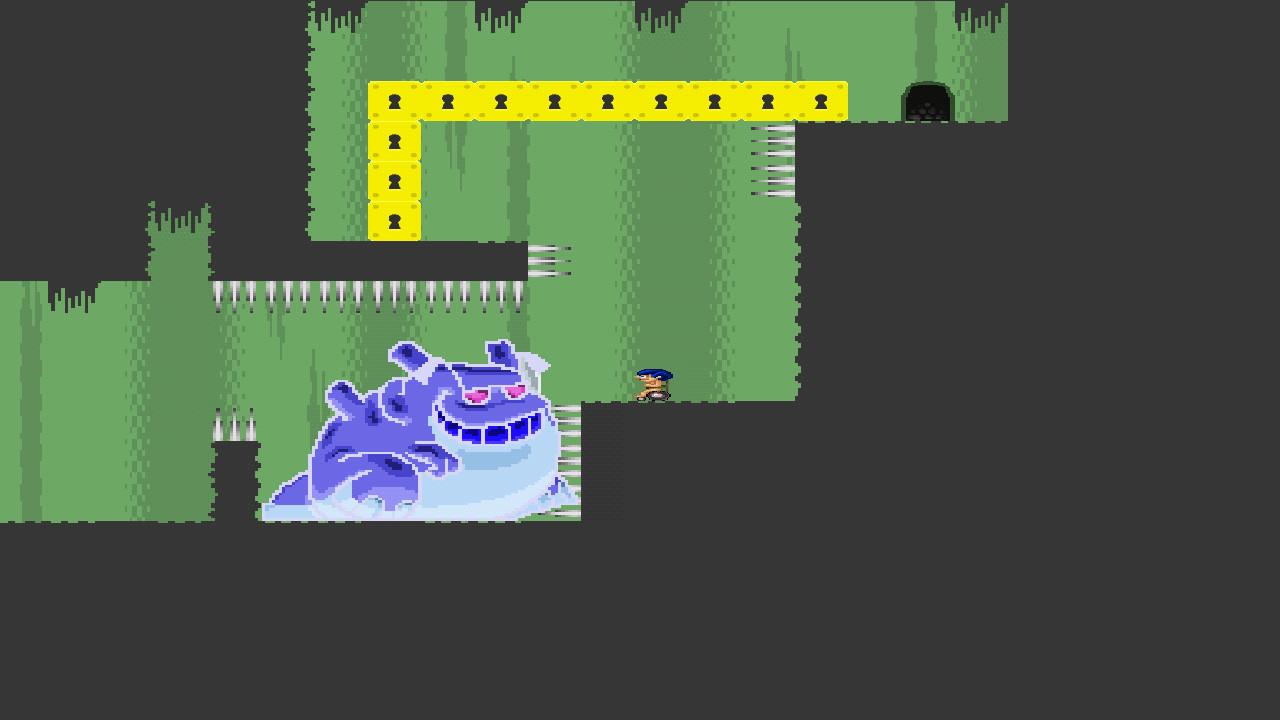Screenshot of Riding Rhodri