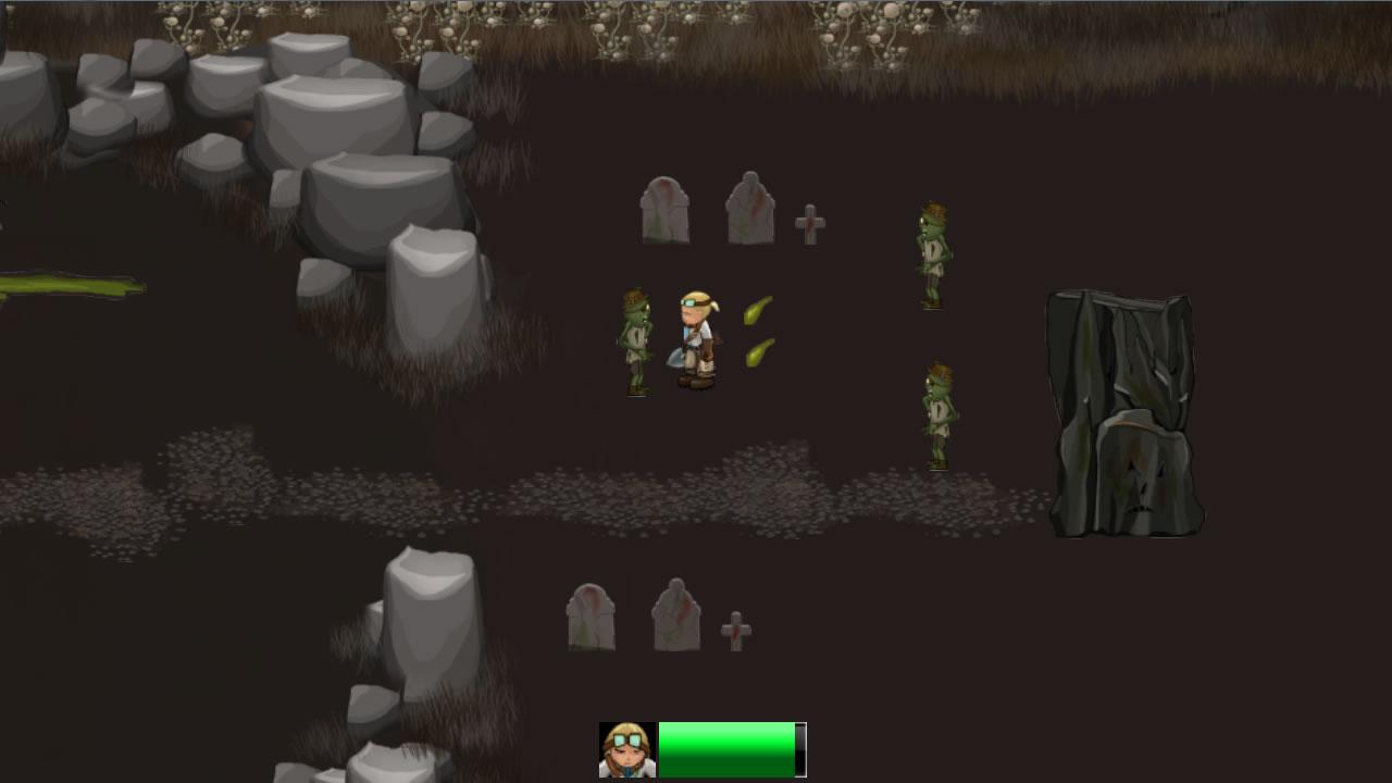 Screenshot of Fallen Heroes