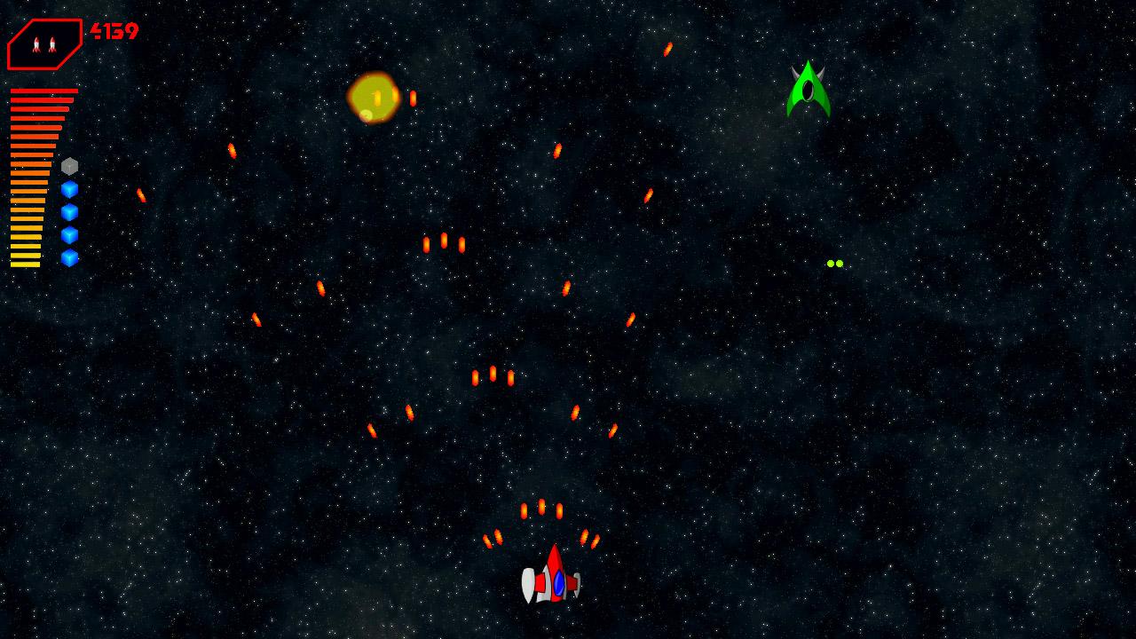 Screenshot of Garnatron