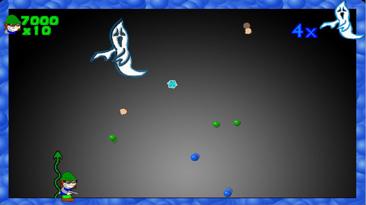 Screenshot of PiX Pang