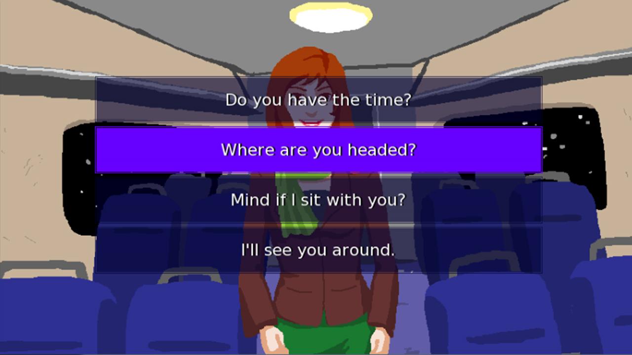Screenshot of The Vestibule