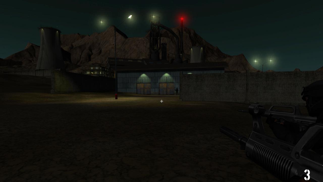 Screenshot of Homeland Strike Force