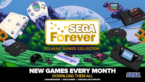 Screenshot of Sonic The Hedgehog Classic