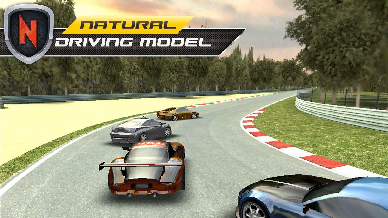 Screenshot of Real Car Speed: Need for Asphalt Racing