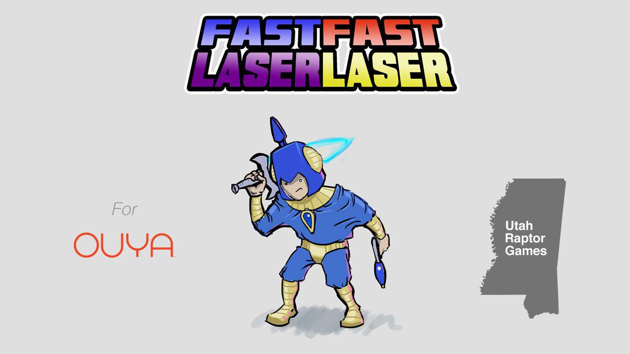 Screenshot of FAST FAST LASER LASER