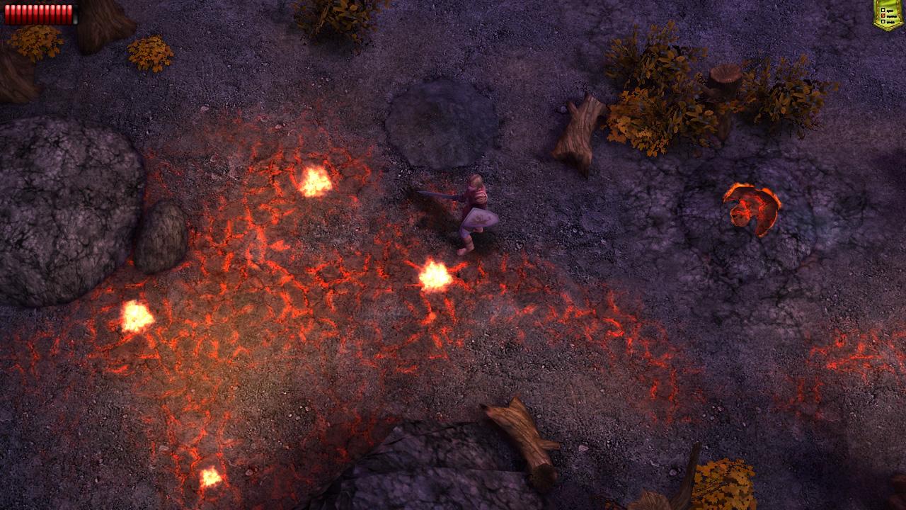 Screenshot of Saga Heroes