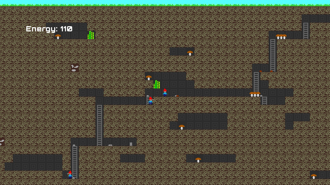 Screenshot of Gnome Fortress