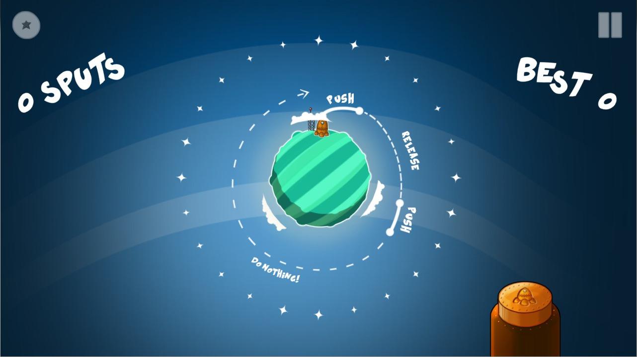 Screenshot of Sputnik Panik