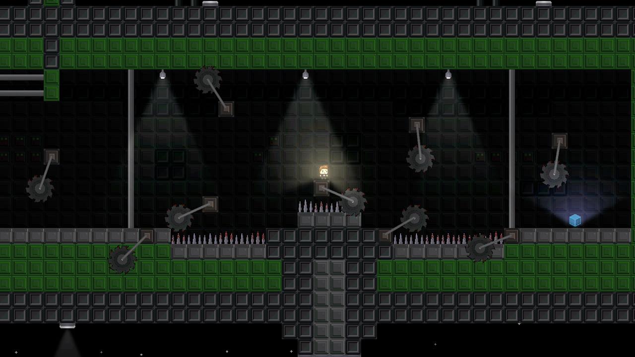 Screenshot of Cube and Creature
