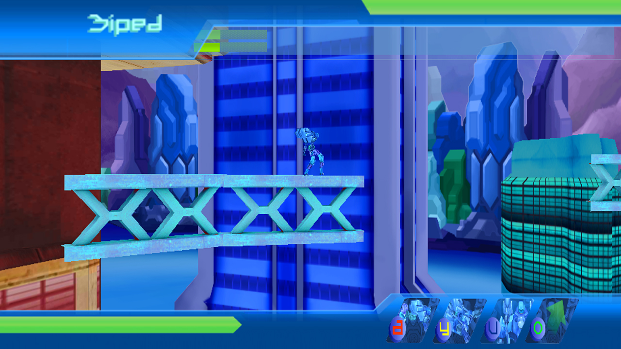 Screenshot of AmpGear