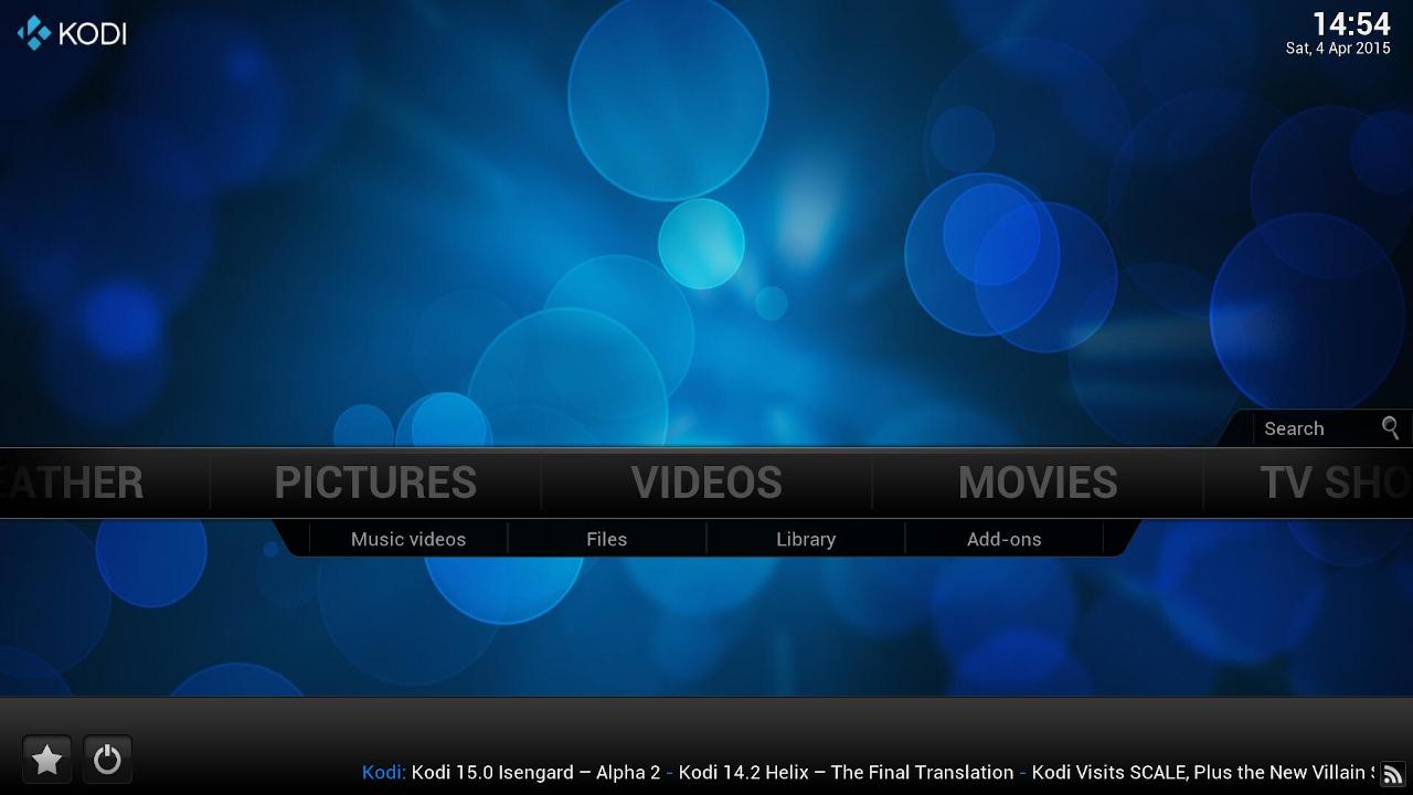Screenshot of SPMC
