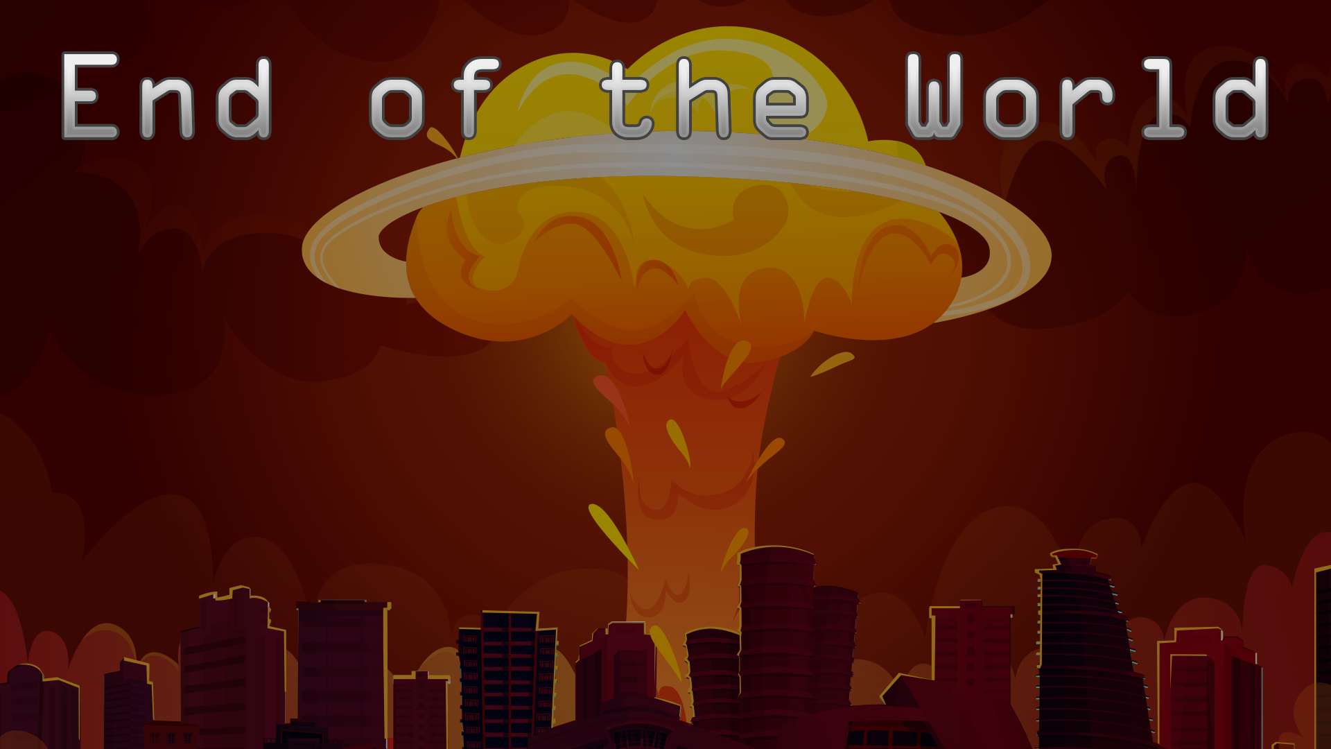 Screenshot of End of the World